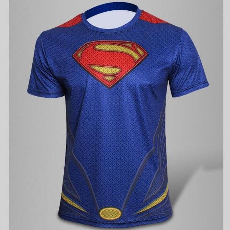 2016 new DC Gookin Yee The Flash Superhero t shirt men costume jersey 3d Short Sleeves Camisetas Quick Drying
