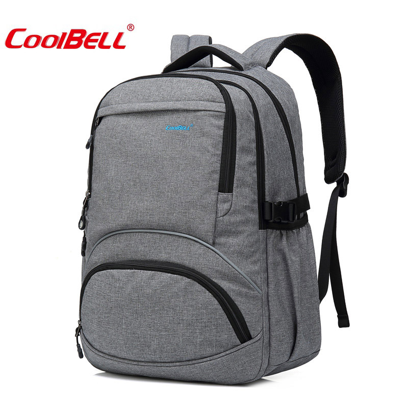 Fashion 15.6 Inch Laptop Bag Multi-Function Lightweight Computer Backpack Notebook Bag Waterproof Messenger for Business Travel