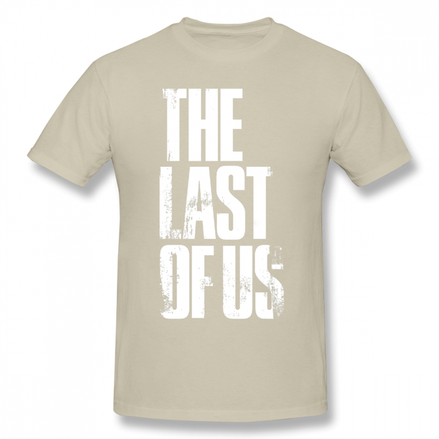 The Last Of Us T Shirt The...