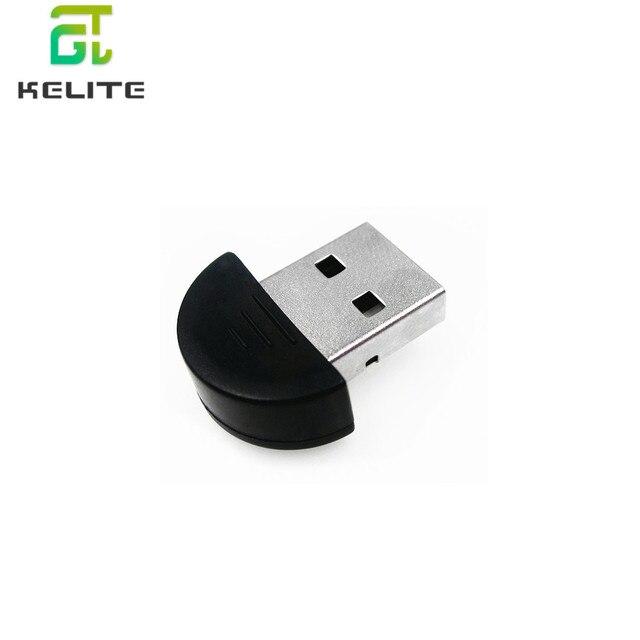 1 pcs/lot Bluetooth USB 2.0 Dongle adaptateur le plus petit adaptateur bluetooth V2.0 EDR USB Dongle 100 m PC ordinateur portable