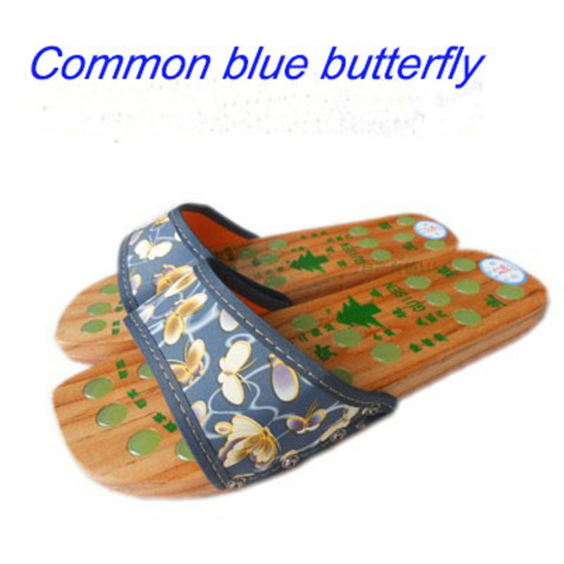 product Sabot zuecos clogs men zueco wooden slippers women summer Jade massage mens home point sandals in summer Japan slip slippers