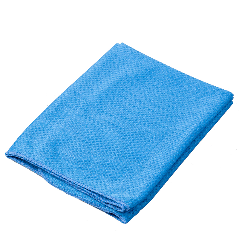 Sweat Towels Sign: Cold Towel Exercise Sweat Summer Ice Towel Sports Ice Cool