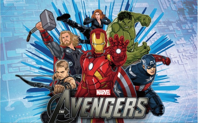 avengers super hero comics marvel poster hd sports poster home decor