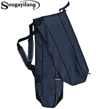 Sougayilang 160CM Multi-function Fishing Bag Fishing Tackle Bag For Rod Reel Line Lure Collection Fishing Tackle pesca