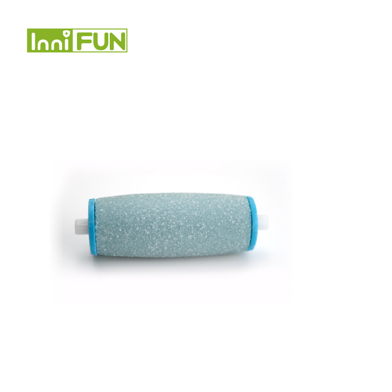 Blue color 1pcs/lot Replacement rollers foot skin Soft Smooth Professional Refiller for Pedi Electronic Foot File Kit