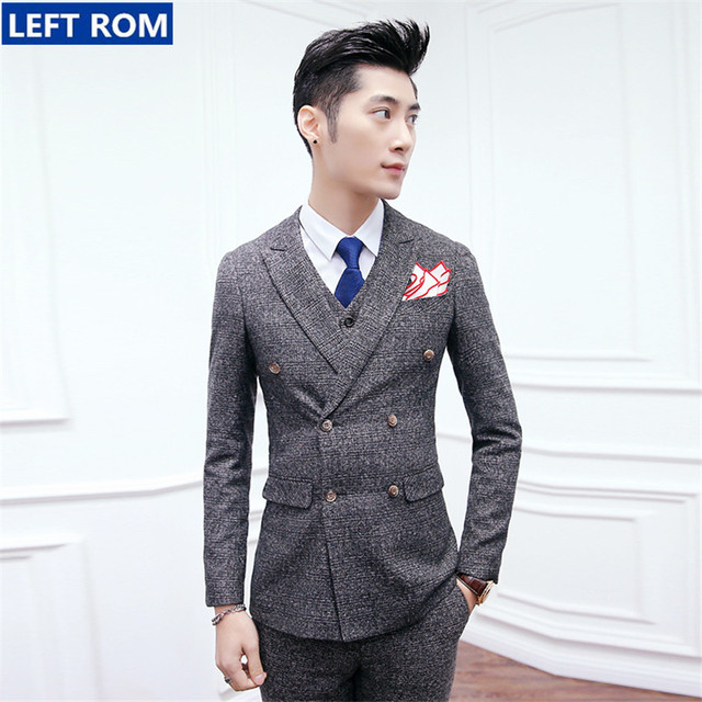 f0d3aaf1ee6 Mens-Trajes-chaquetas-Pantalones-chaleco-Top-2017-izquierda-ROM-Slim-moda-negocios-traje-chaqueta-Pantalones-chaleco.jpg 640x640.jpg