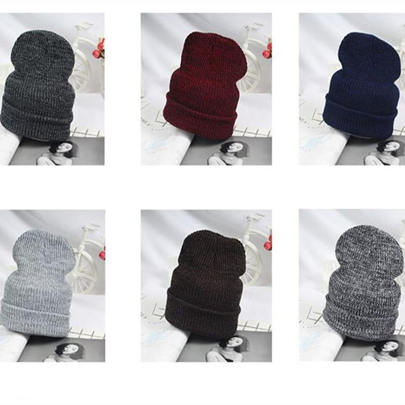 Unisex Qar Cagoule Moto Cap Skullies Kapka Üçün Qadın Yun Şapka - Geyim aksesuarları - Fotoqrafiya 6