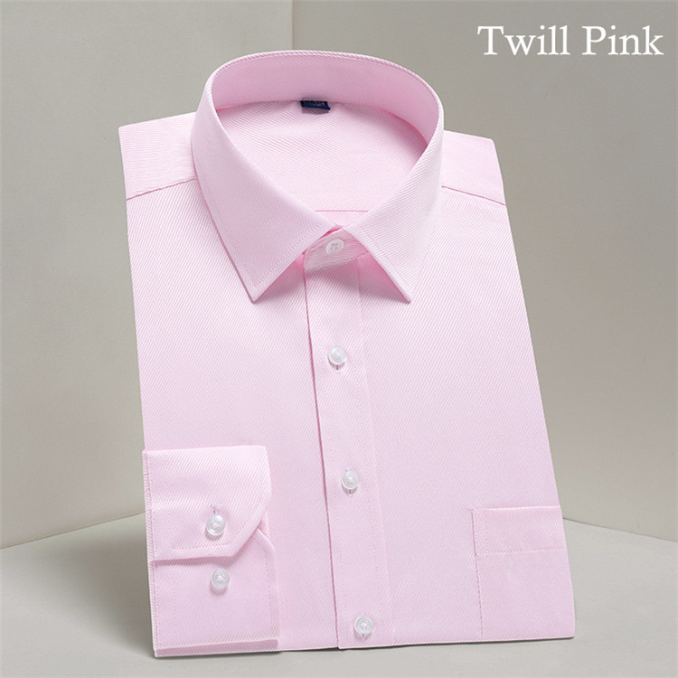 HTB1.Or0B1ySBuNjy1zdq6xPxFXaj - 2019 Men Dress Shirt Long Sleeve Slim Brand Man Shirts