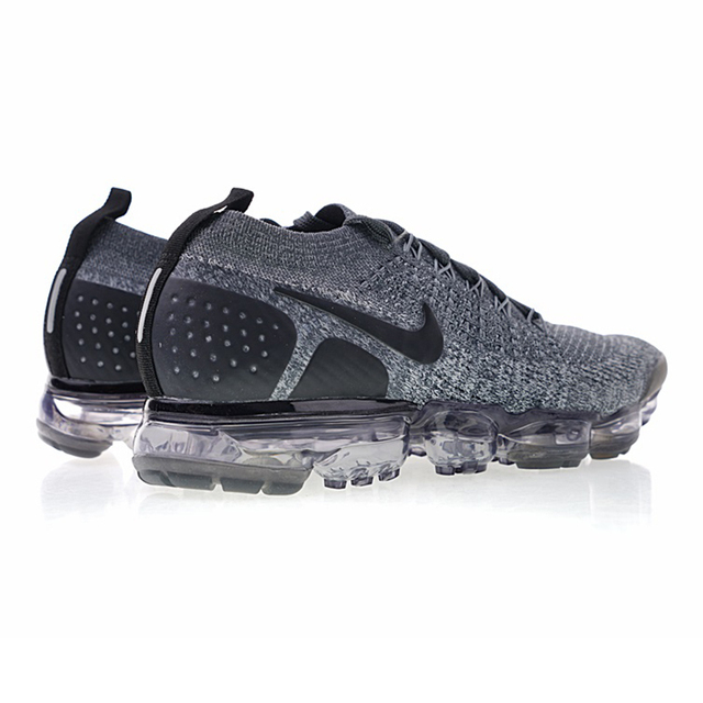 Nike Air VaporMax Flyknit 2.0W Mens Running Shoes Shock Absorbing Breathable Lightweight Support Sports Sneakers #942843-002