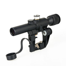 Canis Latrans sScope 4×26 Rifle Scope Magnifying 4xFor Outdoor Use and Hunting CL1-0331