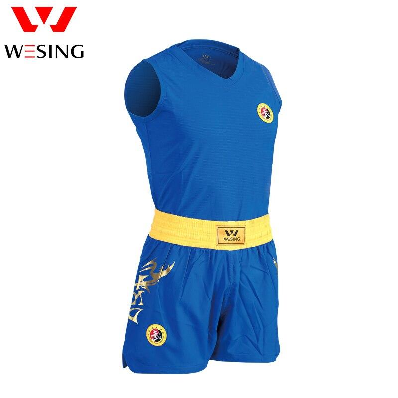 Wesing wushu sanda կոստյում վիշապի տպագիր - Սպորտային հագուստ և աքսեսուարներ - Լուսանկար 3