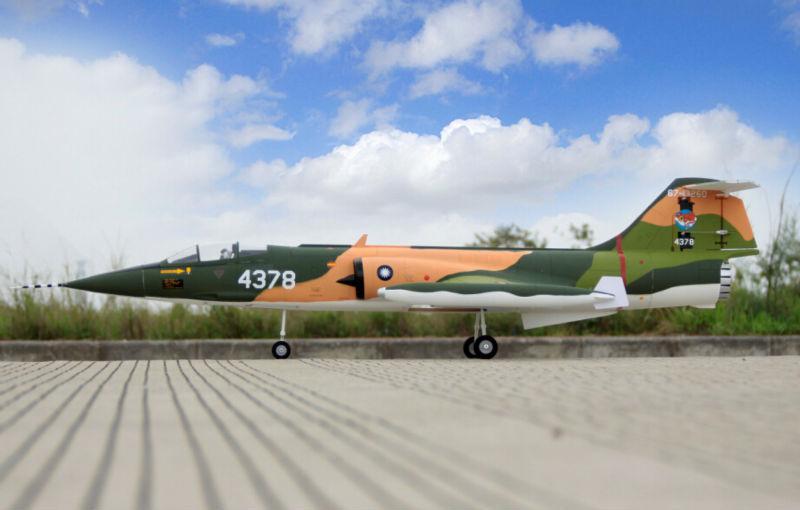 Yeni Freewing 70mm Elektrikli RC Jet F-104 KitiYeni Freewing 70mm Elektrikli RC Jet F-104 Kiti