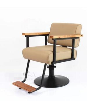 Hair salon personalized hair chair. Hydraulic chair. On adjustable chairs. Stainless steel armrest.. 0077hair salon personalized hair chair adjustable chair stainless steel handrail 5222