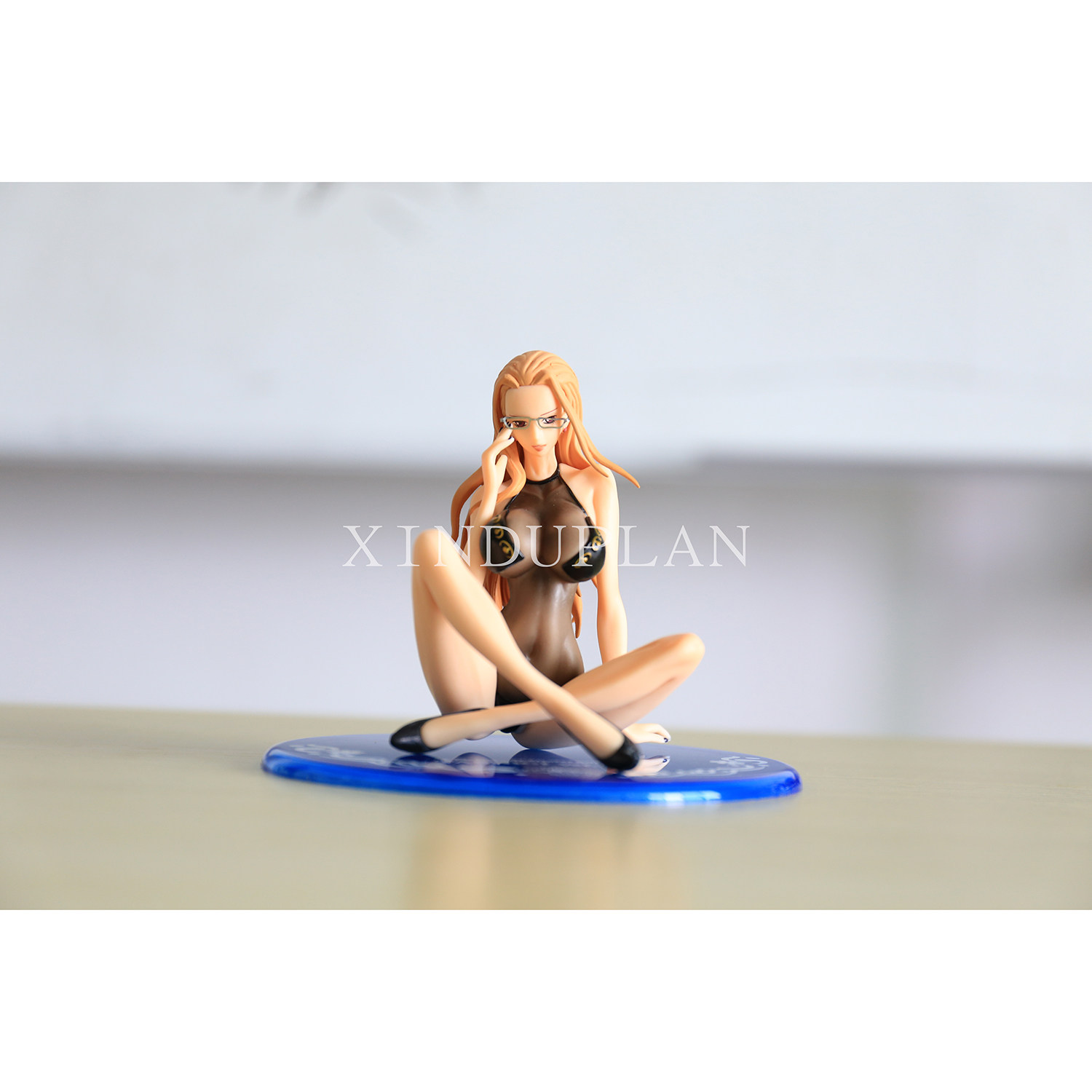 XINDUPLAN One Piece Anime Kalifa CP9 Onepiece New World Sexy Swimsuit Ver.BB Action Figure Toys 12cm PVC Collect Model 0989