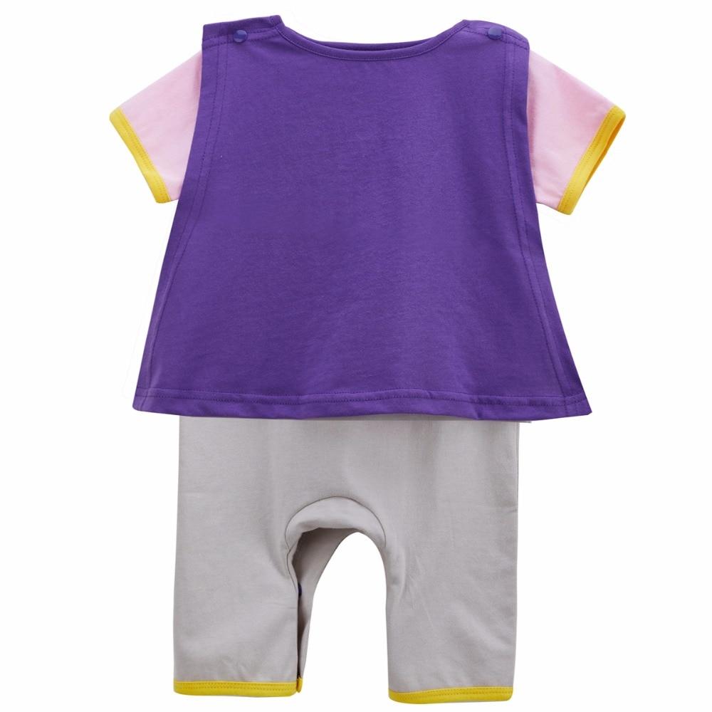 0ec9a14be0de Newborn Baby Boy Majin Buu Funny Costume Romper Cute Infant Playsuit ...