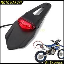 Polisport мотоциклетный светодиодный задний светильник и заднее крыло стоп ENDURO задний фонарь MX Trail Supermoto для KTM CR EXC WRF 250 400 426 450