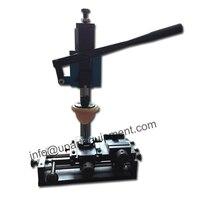 Operação da mão relógio dail máquina de impressão|Impressoras| |  -