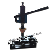 hand operation watch dail printing machine