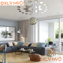 Decorative Wall Stickers Flower 3D Mirror Wall Stickers for  Ceiling Bedroom Living Room Kitchen Wall Decor Kids Room Decoration flower pattern acrylic mirror wall stickers butterfly 3d mirror stickers living room bedroom wall decor wall lace decoration