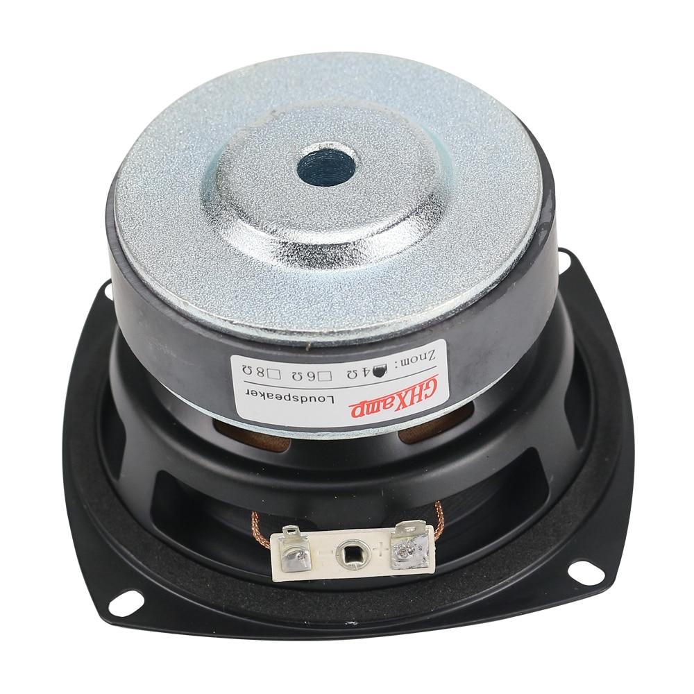 GHXAMP 1PC 4 inča 40 W Subwoofer zvučnik Woofer High Power Dugi hod - Prijenosni audio i video - Foto 3