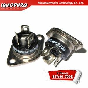 5 шт. BTA40-700B BTA40600B 800B тиристорный модуль SCR 40A 700V новый оригинальный