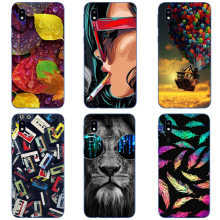Case For Samsung Galaxy A2 Core Soft Silicone TPU Cute Patterned Print Cover Coque For Samsung Galaxy A2 Core Phone Cases(China)