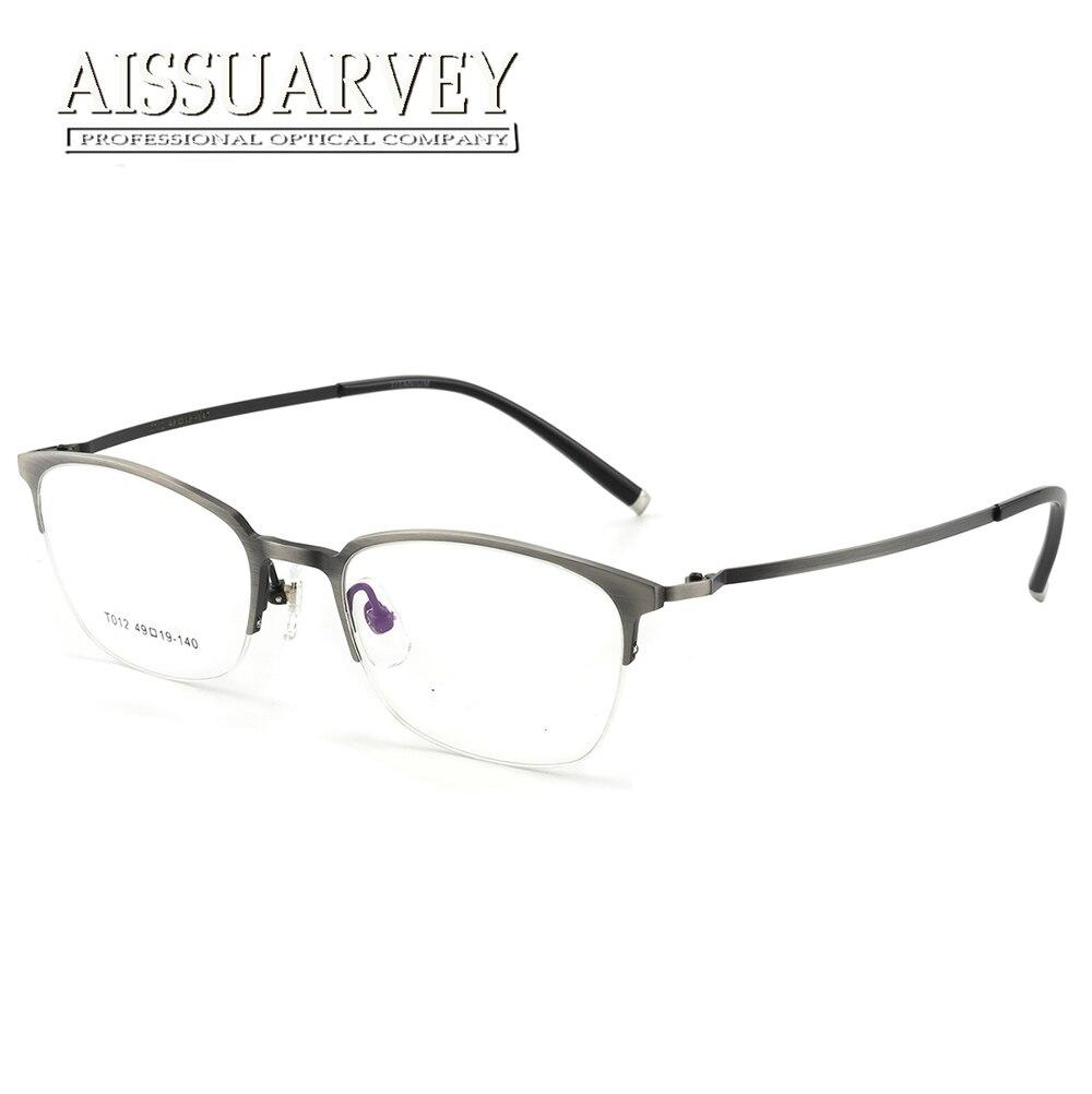 6b235df7afee2 √Titanium Eyewear Women Men Optical Eyeglasses Frames Top Quality .