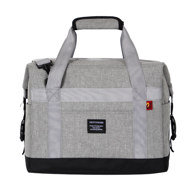 Extra Large Lunch Carry Bags For Travel Insulated To Keep Food Cold Thermos Compartment Best
