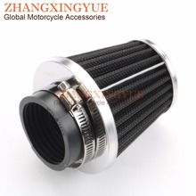 42mm 43mm 44mm High Quality Modified Air Filter for GY6 125cc 150cc 152QMI 157QMJ Scooter ATV