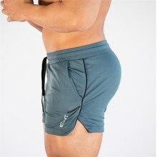 Summer Running Shorts Men Fitness Sport Shorts Mesh Mens Gym Shorts Quick Drying Crossfit Training Sports Short Pants Sportswear