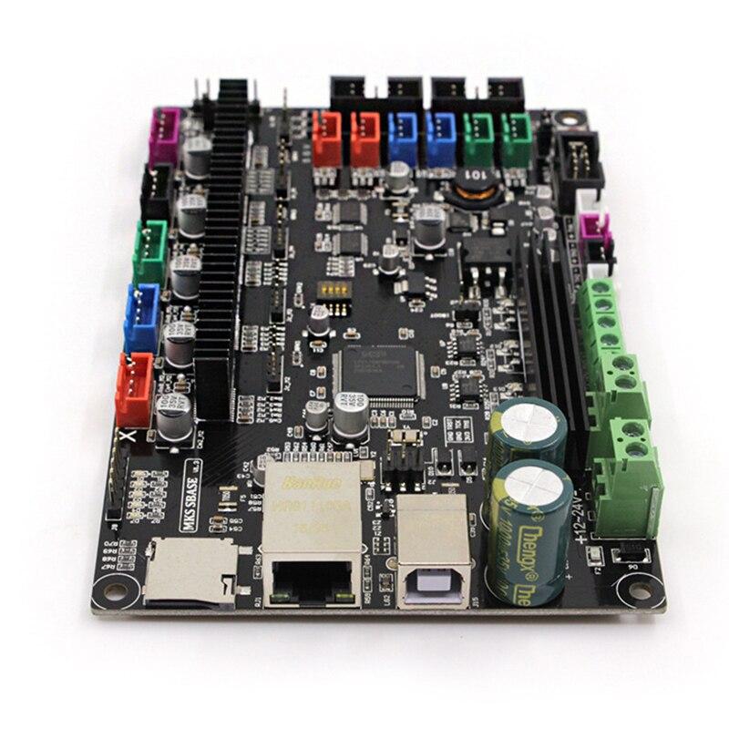 Imprimante 3D exquise MKS SBASE V1.3 impression 3D fonction Internet de carte mère Durable de bureau