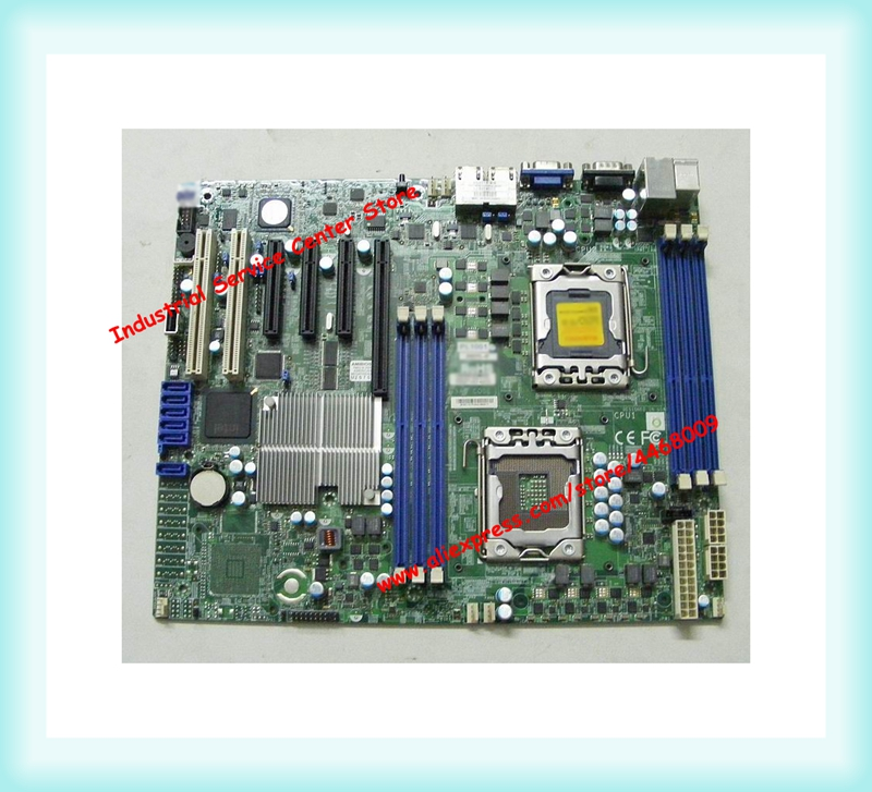 X8DTL-IF 1366 Server Workstation Board Don't Supports 5600 Series PCI-E
