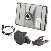 Automobile 800*480 Pixel GPS Navigation DVR Rear View Manually 350 Degree Rotation Navigator Car Styling