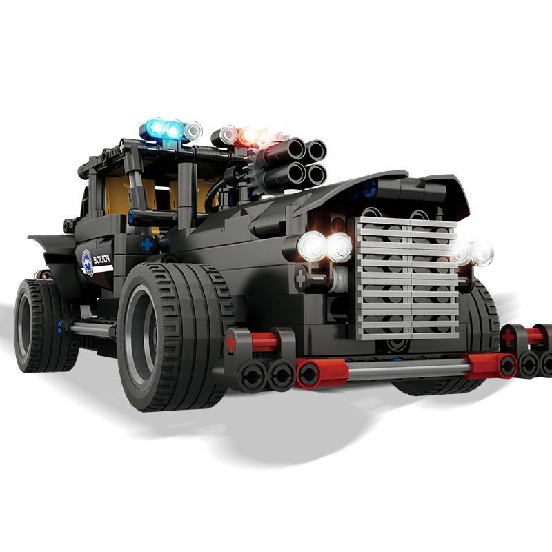 Build Rc Car >> Us 25 5 50 Off Compatible Legoed Technic Rc Car Building Blocks Remote Control Race Model Suv Technology Build Modular Diy Bricks Toys For Kids In