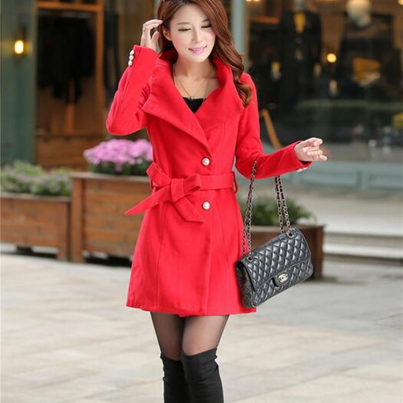 8003e63f24f новые женские длинные воспитать в себе мораль утолщение пальто пыли