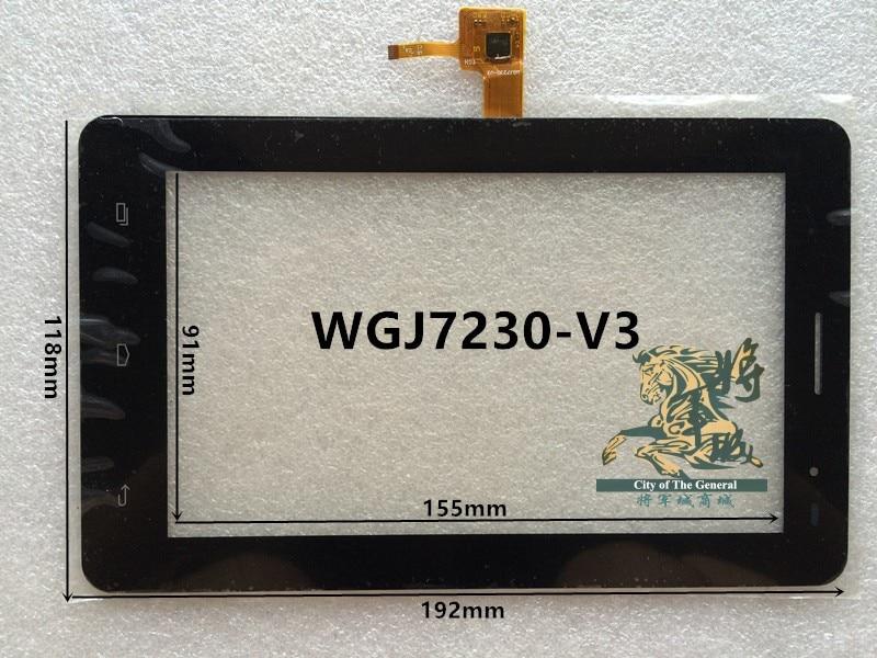GENCTY For 7-inch WGJ7230-V3 W-B