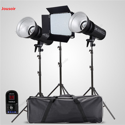 D1080+100W soft light LED film and television lights children shooting portrait photography network live lights CD50 T07