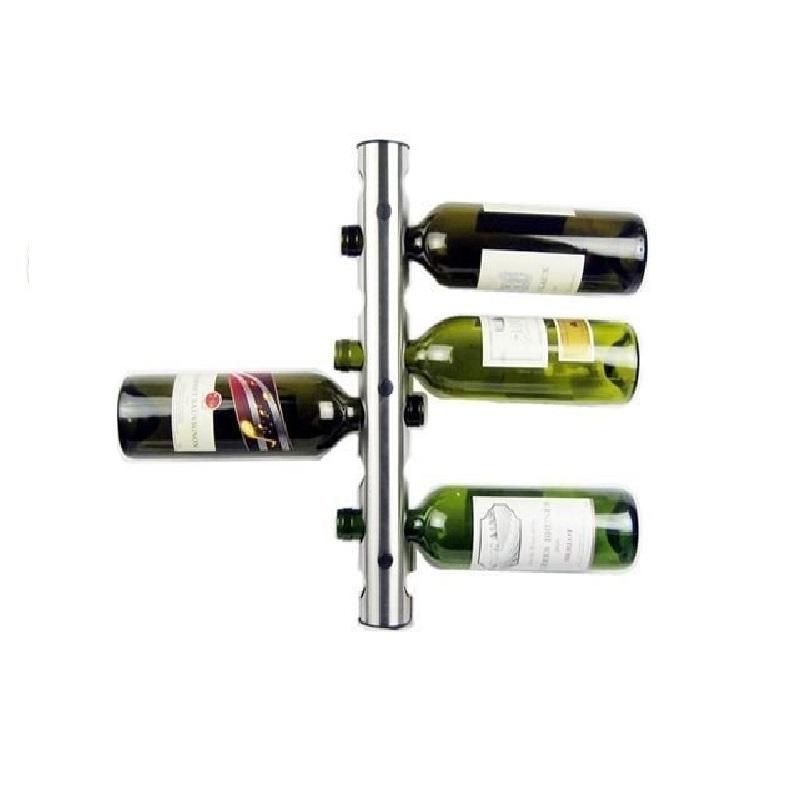 2019 Brand New 8 Holes Vertical Wine Racks Holder Metal