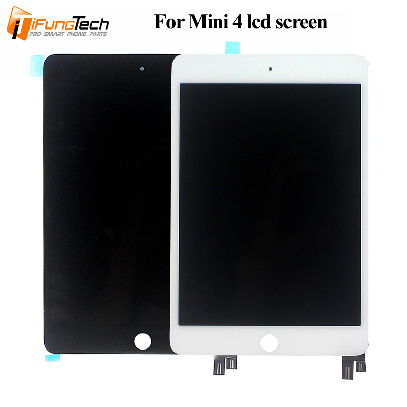 New 7.9'' Original For ipad mini 4 Lcd Screen For ipad mini4 A1538 A1550 lcd display + touch screen assembly EMC 2815 EMC 2824 for doug y300 new assembly doogee y300 phone touch screen lcd display screen within the outer screen
