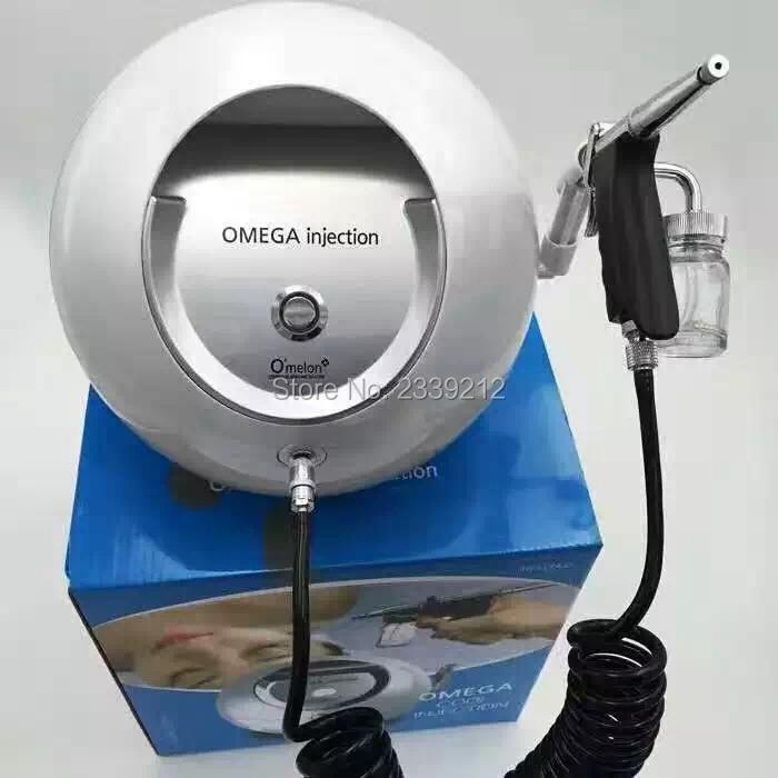 Latest Oxygen Jet water peel Skin Rejuvenation & Facial Beauty Machine for beauty salon or home use