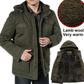 High Quality New Winter Men Brand Jacket Men's Warm Jackets Man's Coat Autumn Fleece Cotton Parka Outdoors Coats Plus size M-8XL