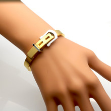 New Fashion Adjustable Belt Buckle Bracelets