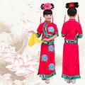 Династии цин Одежда для Девочек Династии Цин Костюм Древние Китайские Костюмы Династии Цин Принцесса Костюмы Наряды