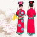 Roupas para Meninas Traje Dinastia Qing Dinastia Qing Antigos Trajes Chineses Da Dinastia Qing Princesa Trajes Desgaste Do Partido