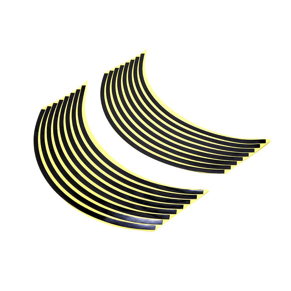 Accesorios de motocicleta cinta adhesiva de rueda 17 18 pulgadas para YAMAHA XMAX300 XTZ 125 XT660/X/R/ Z XMAX 125/200/250/400 WR125X/R