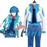 Dramatical Murder Aoba Seragaki Cosplay Costume Full Set Custom Made