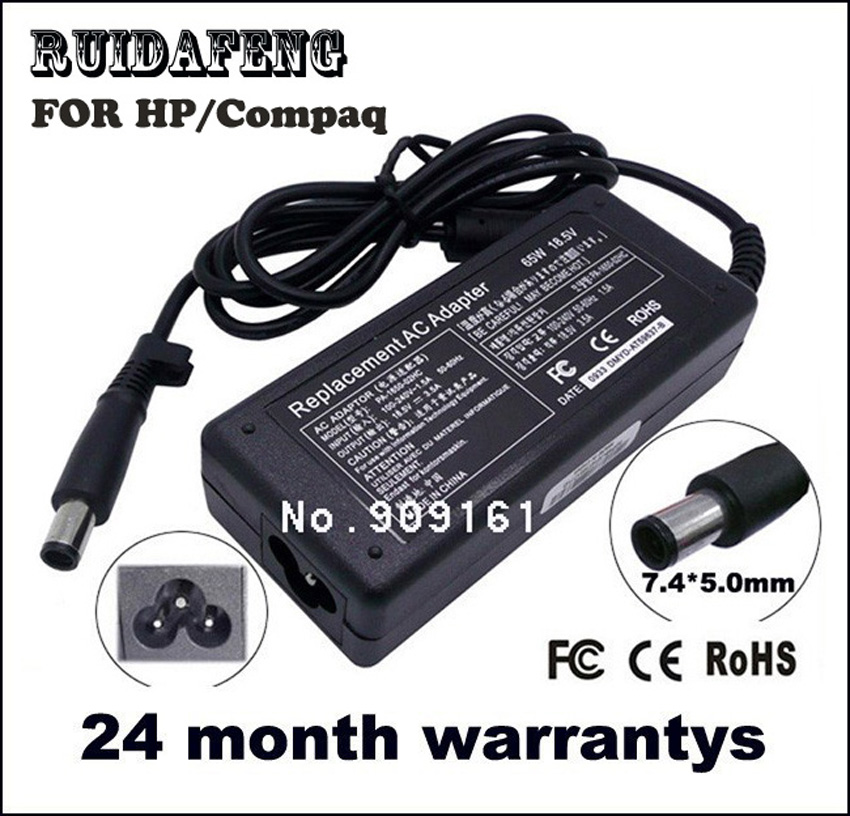 18.5V 3.5A FOR HP Compaq Presario CQ62 G62 CQ56 LAPTOP CHARGER ADAPTER gzeele laptop keyboard for hp cq62 g62 g62 a25eo cq56 g56 for compaq 56 62 g56 g62 cq62 cq56 cq56 100 us english black