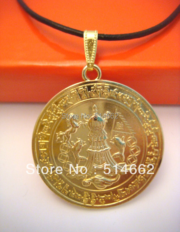 Feng shui producing victory medallion pendant necklace new year feng shui producing victory medallion pendant necklace new year fengshui gifts w1022 1 in figurines miniatures from home garden on aliexpress aloadofball Choice Image