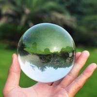 70mm Kristal Ultra Clear Akrilik Top Manipülasyon İletişim Dönüşümü fuuny gadgets Sihirli Hileler mentalismo juegos de magia çocuklar