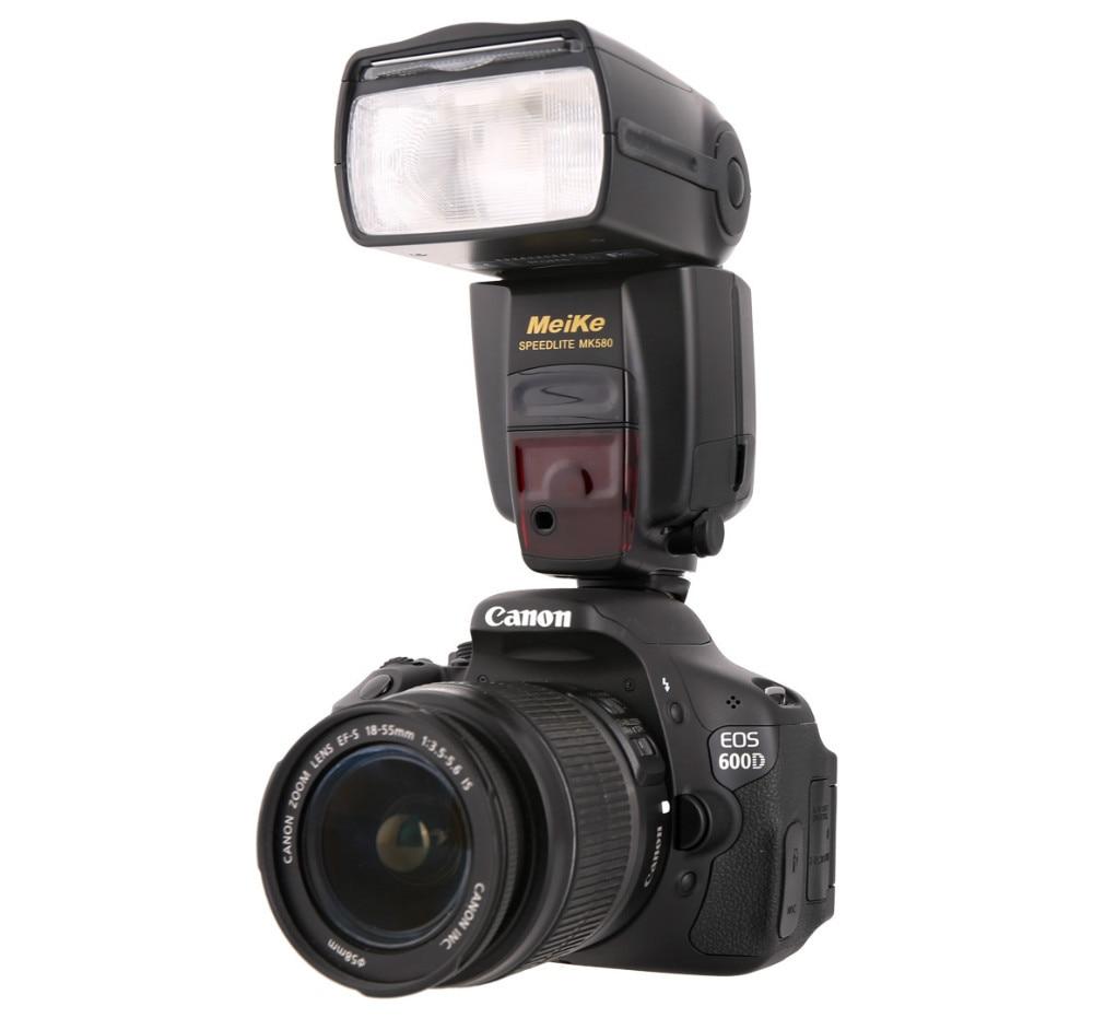 MEKE Meike MK 580 TTL Κάμερα Flash Speedlite για Canon 580EX - Κάμερα και φωτογραφία - Φωτογραφία 5